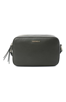 Женская сумка rendez-vous small COCCINELLE зеленого цвета, арт. E1 GT0 15 01 01 | Фото 1