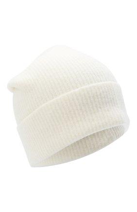 Женский шапка ALLUDE белого цвета, арт. 205/65030 | Фото 1