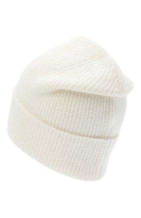 Женский шапка ALLUDE белого цвета, арт. 205/65030 | Фото 2