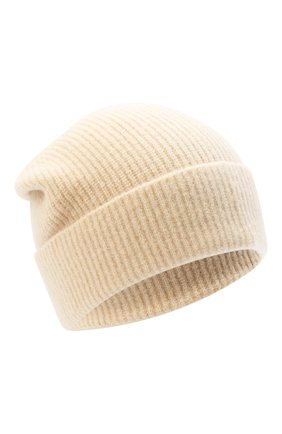 Женский шапка ALLUDE бежевого цвета, арт. 205/65030 | Фото 1