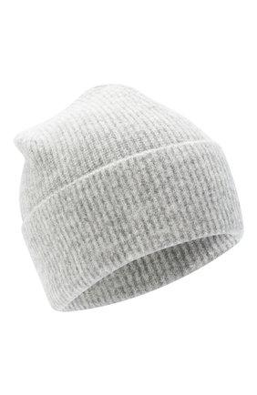 Женский шапка ALLUDE серого цвета, арт. 205/65030 | Фото 1