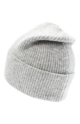Женский шапка ALLUDE серого цвета, арт. 205/65030 | Фото 2