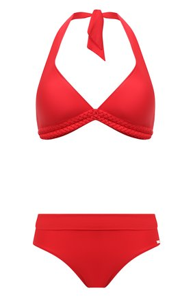 Женский раздельный купальник MARIE JO красного цвета, арт. 1002712-1002751 | Фото 1