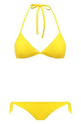 Женский раздельный купальник MARIE JO желтого цвета, арт. 1002314-1002354 | Фото 1