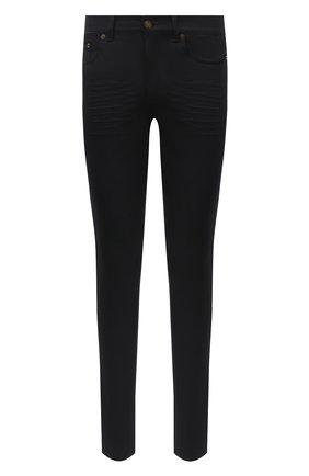 Мужские джинсы SAINT LAURENT черного цвета, арт. 622876/Y0500 | Фото 1