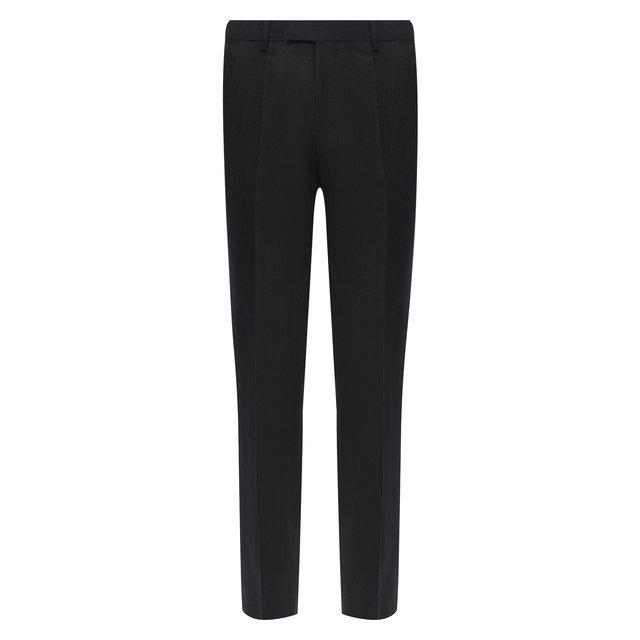 Шерстяные брюки BOSS