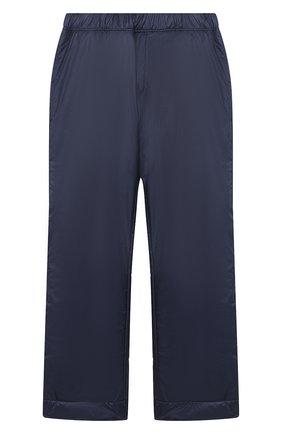 Детские утепленные брюки ALETTA темно-синего цвета, арт. AM000602I/9A-16A | Фото 1