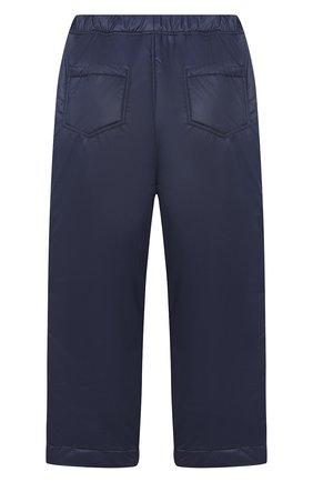 Детские утепленные брюки ALETTA темно-синего цвета, арт. AM000602I/4A-8A | Фото 2