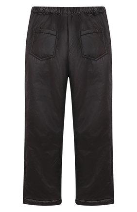 Детские утепленные брюки ALETTA черного цвета, арт. AM000602I/4A-8A | Фото 2