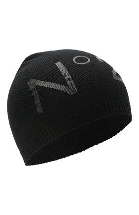 Детского шапка N21 черного цвета, арт. N214DV/N0117/N21F7U | Фото 1