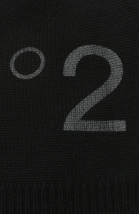 Детского шапка N21 черного цвета, арт. N214DV/N0117/N21F7U | Фото 3