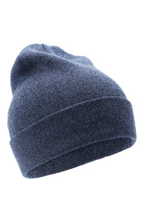 Детского шерстяная шапка IL TRENINO синего цвета, арт. 20 4059/LR | Фото 1