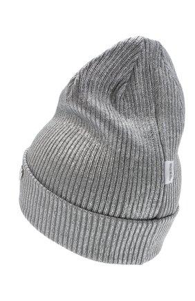 Детского шерстяная шапка IL TRENINO серого цвета, арт. 20 7990/E0 | Фото 2