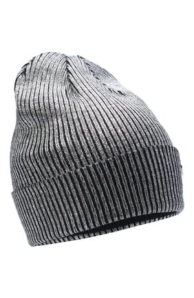 Детского шерстяная шапка IL TRENINO темно-синего цвета, арт. 20 7990/E0 | Фото 1