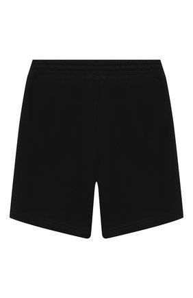 Детские шорты MAKODAY черного цвета, арт. MA20Sh001/CoPs02 | Фото 2