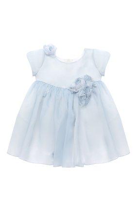 Детское платье BIBIONA голубого цвета, арт. ABS15SS20T | Фото 1