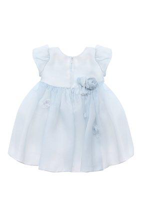 Детское платье BIBIONA голубого цвета, арт. ABS15SS20T | Фото 2