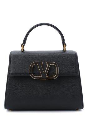 Женская сумка valentino garavani vsling VALENTINO черного цвета, арт. UW2B0F53/CSU | Фото 1