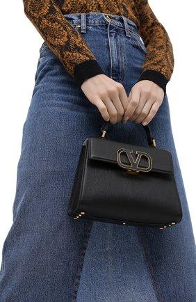 Женская сумка valentino garavani vsling VALENTINO черного цвета, арт. UW2B0F53/CSU | Фото 2