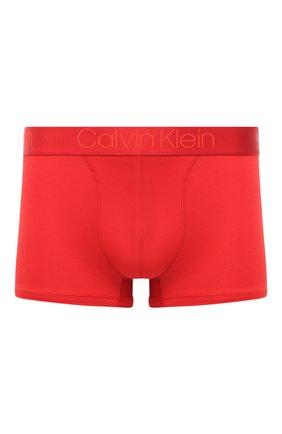 Мужские боксеры CALVIN KLEIN красного цвета, арт. NB1556A | Фото 1