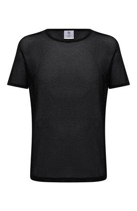 Мужские футболка CALVIN KLEIN черного цвета, арт. NB2241A | Фото 1