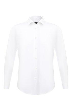 Мужская сорочка BOSS белого цвета, арт. 50440261 | Фото 1
