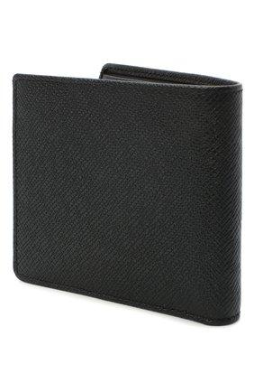 Мужской кожаное портмоне BOSS черного цвета, арт. 50311738 | Фото 2