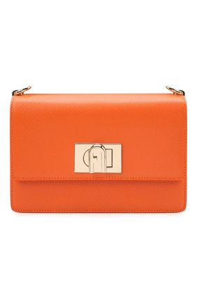 Женская сумка 1927 mini FURLA оранжевого цвета, арт. BAFKACO/ARE000 | Фото 1