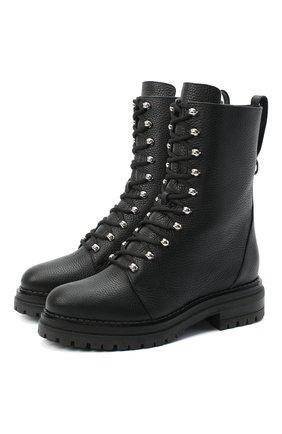 Кожаные ботинки SR Joan | Фото №1
