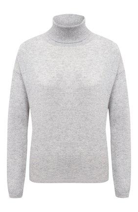 Женский кашемировый свитер ALLUDE серого цвета, арт. 205/11113 | Фото 1