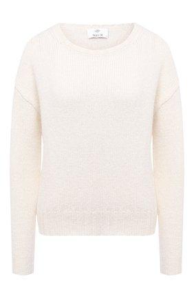 Женская свитер ALLUDE белого цвета, арт. 205/62003 | Фото 1