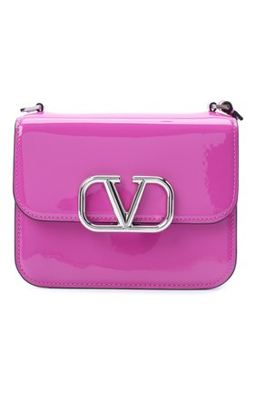 Женская сумка valentino garavani vsling VALENTINO фуксия цвета, арт. UW2B0F01/ZEE | Фото 1