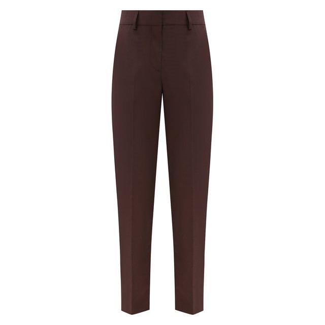 Шерстяные брюки MSGM