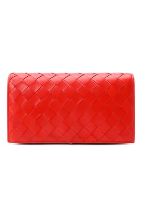 Женская сумка BOTTEGA VENETA красного цвета, арт. 630547/VCPP3 | Фото 1