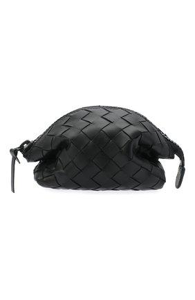 Женская сумка BOTTEGA VENETA черного цвета, арт. 629238/VCQG2 | Фото 1