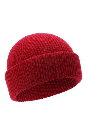 Женский кашемировая шапка ISABEL MARANT красного цвета, арт. BE0012-20A033A/C0LT0NI | Фото 1