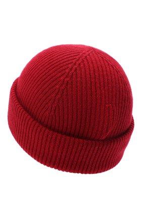 Женский кашемировая шапка ISABEL MARANT красного цвета, арт. BE0012-20A033A/C0LT0NI | Фото 2