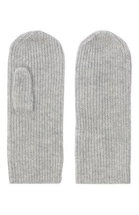 Женские кашемировые варежки ISABEL MARANT серого цвета, арт. GA0018-20A033A/CHIRAZ | Фото 2