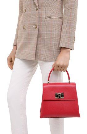 Женская сумка 1927 FURLA красного цвета, арт. BAKPACO/ARE000 | Фото 2