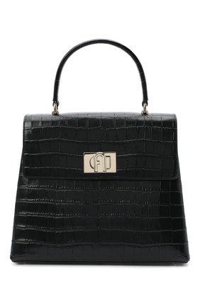 Женская сумка furla 1927 FURLA черного цвета, арт. BARPACO/KO0000 | Фото 1