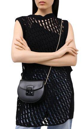 Женская сумка metropolis mini FURLA черного цвета, арт. BATJEP0/VNC000 | Фото 2