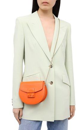 Женская сумка metropolis mini FURLA оранжевого цвета, арт. BATJEP0/VNC000 | Фото 2