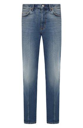 Мужские джинсы GUCCI синего цвета, арт. 623953/XDA4M | Фото 1