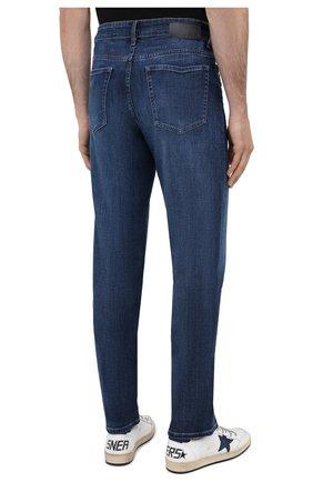 Мужские джинсы BOSS синего цвета, арт. 50437919 | Фото 4