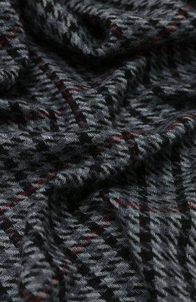 Мужской шарф из шерсти и кашемира ISABEL MARANT серого цвета, арт. EC0237-20A017J/DASH | Фото 2