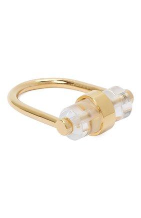 Женское кольцо MARNI белого цвета, арт. ANMV0067A0/M2000 | Фото 1