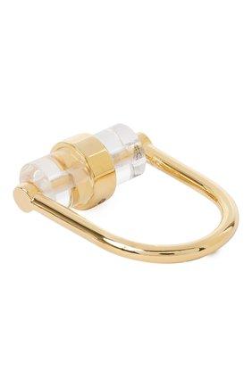 Женское кольцо MARNI белого цвета, арт. ANMV0067A0/M2000 | Фото 2