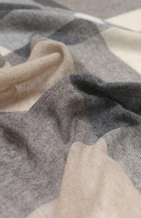 Мужские кашемировый шарф KITON разноцветного цвета, арт. D50741X04T87 | Фото 2