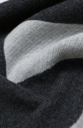 Мужские шерстяной шарф ISABEL MARANT серого цвета, арт. EC0185-20A022A/L0LI | Фото 2
