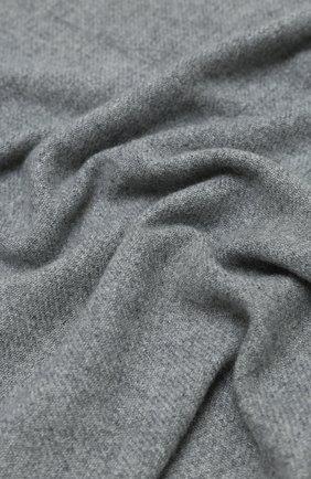 Мужские кашемировый шарф ISABEL MARANT серого цвета, арт. EC0212-20A025A/YUK0 | Фото 2